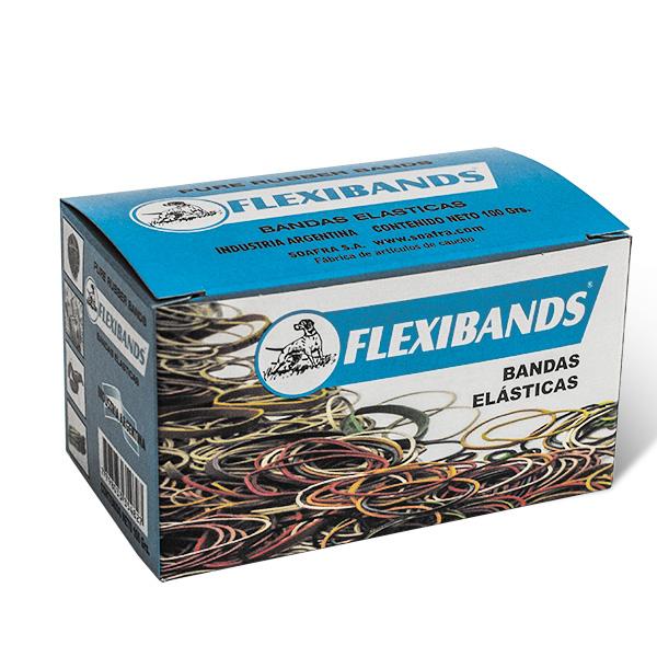 Caja Flexibands 100 gr