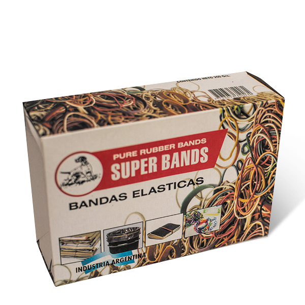 Caja Superbands 250gr