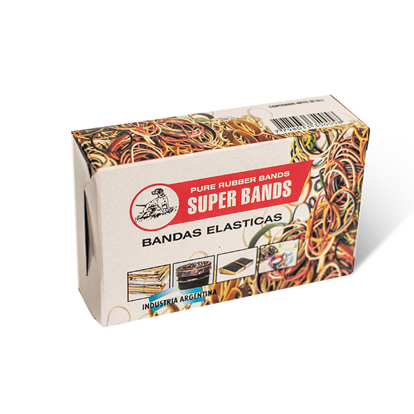 Caja Superbands 50gr
