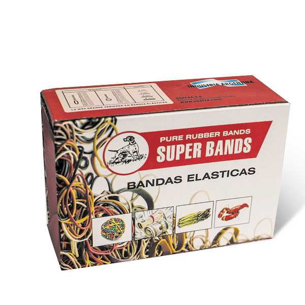 Caja Superbands 500gr