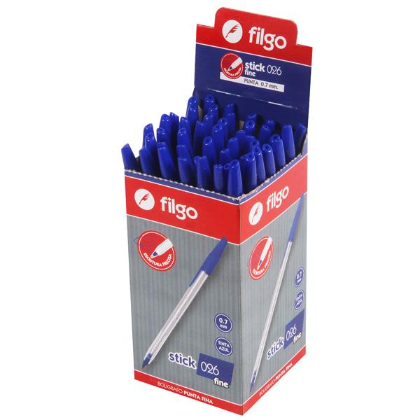 Bolígrafo Filgo Stick 026 Fine
