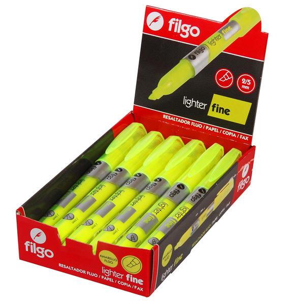 Resaltador Filgo Lighter Fine x 12