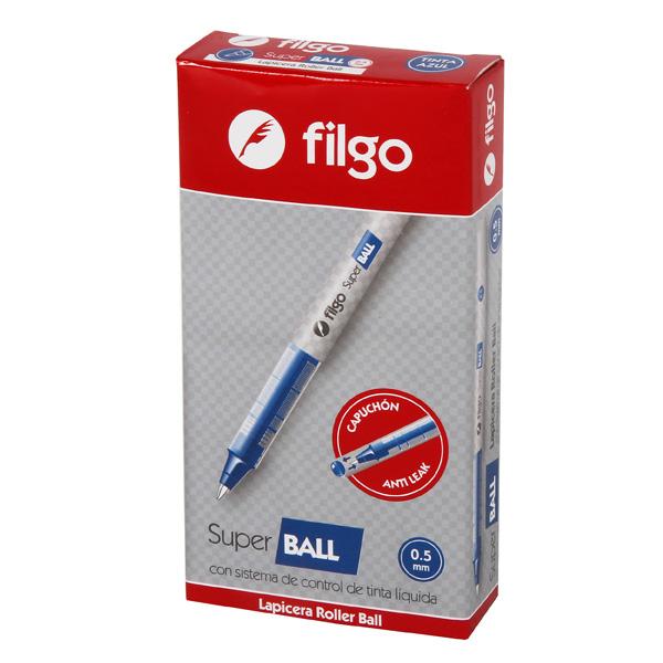 Roller Tinta Líquida Super Ball 0.5 x 12