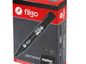 Marcadores Permanente Filgo 2/4mm